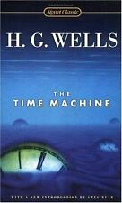 The Time Machine (Signet Classics)-ExLibrary
