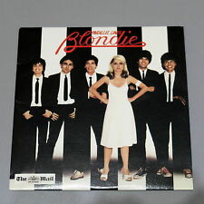 Blondie Parallel Lines Cd Album + 3 Bonus Tracks from Panic of Girls