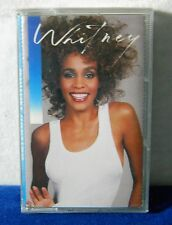 "Whitney Houston ""Whitney"" 11 track 1987 CASSETTE TAPE NEW!!"