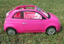Barbie FIAT Vehicle Life in the Pink Lane Sunroof Mattel