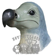 Latex Full Head Animal Dodo Bird High Quality Fancy Dress Up Props Carnival Mask