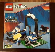 Lego 4553 System 9v Train Wash