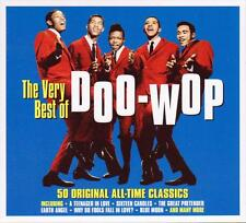 THE VERY BEST OF DOO-WOP - 50 ORIGINAL ALL-TIME CLASSICS (NEW SEALED 2CD)