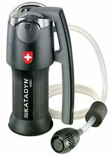 Katadyn Vario 6.5 Inch WATER FILTER, Black Portable Water PURIFICATION SYSTEM