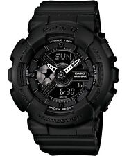 Casio Baby-G * BA110BC-1A Anadigi Semi Gloss Black for Women COD PayPal MOM17