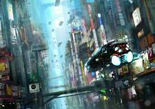 A3 Blade Runner Cartel 7