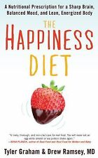 The Happiness Diet : A Nutritional Prescription for a Sharp Brain, Balanced...