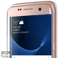 PINK 3D Tempered Glass Screen Protector for Samsung SM-G935F Galaxy S7 Edge/DUOS