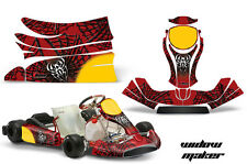 KG Freeline Cadet AMR Racing Graphics Birel Krypton Sticker Kits MAX Decals WMR
