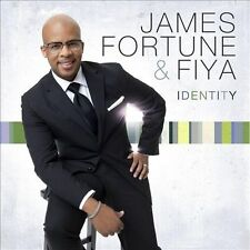 Identity by James Fortune & FIYA (CD, Jan-2012, E1 Entertainment)