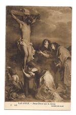 van dyck  jésus-christ sur la croix  musée de lille