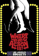 Various Artists - Where the Action Is: Los Angeles Nuggets 1965-1968 [New CD] Bo