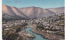 B79132 mostar landscape  bosnia scan front/back image