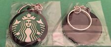 Starbucks New Logo Rubber Key Chain Keychain
