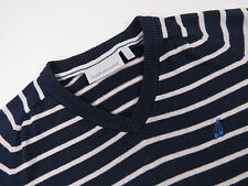 P5070 PEAK PERFORMANCE JUMPER SWEATER ORIGINAL PREMIUM LINEN STRIPED size S