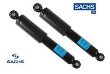 New 2x Sachs Rear Shock Absorber (Pair) for Fiat 500/500C & Ford Ka 2008-