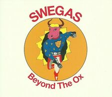 SWEGAS - BEYOND THE OX 1970 UK GROOVY FUNKY PROGRESSIVE HORN JAZZ ROCK BAND CD