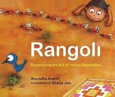 Rangoli: Discovering the Art of Indian Decoration, Ananth, Anuradha