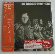 DOOBIE BROTHERS - The Doobie Brothers JAPAN SHM MINI LP CD NEU! WPCR-13653