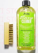 Angelus Easy Cleaner Suede Cleaning Kit Shoe Cleaning kit 8oz