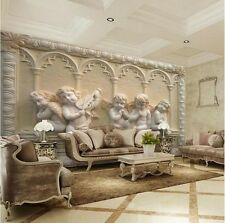 3D Wallpaper Bedroom Mural Roll Modern Luxury Embossed Rose Background
