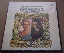 Schwarzkopf/Fischer-Dieskau WOLF Italian Song Book - Angel SB-3703 SEALED