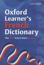 Oxfd Learners French Dict (Dictionary)