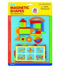 Megcos MAGNETIC SHAPES Geometric Magnets Over 80 Pcs ~NEW~