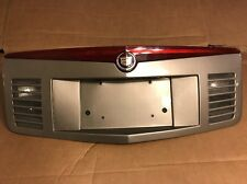03 04 05 07 CADILLAC CTS TRUNK PANEL THIRD BRAKE LIGHT 2003-2007 SILVER