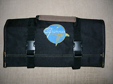 "GRUMMAN Logo/Mallard/Goose/Albatross/Widgeon ""NEW ALL BLACK"" !!! Tool Roll"