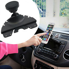 UNIVERSAL CAR CD PLAYER SLOT MAGNETIC MOUNT HOLDER FOR CELL PHONE GPS CREDIBLE