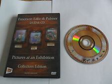 Emerson Lake & Palmer - Pictures at an Exhibition (DVD+CD 2001) All Regions