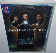 GHOST ADVENTURES COMPLETE SEASON 2 BRAND NEW SEALED R1 DVD