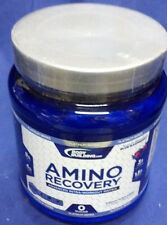 Bodybuilding.com Platinum Series: AMINO RECOVERY Blue Raspberry - Exp 6/2017