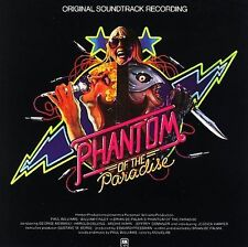 VARIOUS ARTISTS**PHANTOM OF THE PARADISE: OST**CD