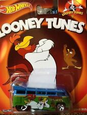 Looney Tunes (VW T1 Drag Bus) Hot Wheels  , RealRiders / New in Blister