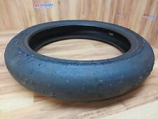2012 Slick Dunlop Radial Front Tire 120/70R 17 KR106 302 Medium Compound, 0512