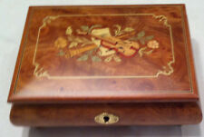 """Reuge Music Classical Musical  Box With 18 NT MVT-""""Magic Flute"""""""