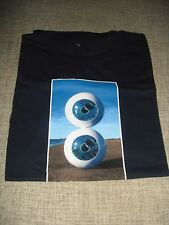 PINK FLOYD - PULSE - UNIQUE PROMO ADVANCE DJ T-SHIRT  SIZE XL  THE ENDLESS RIVER
