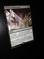 MTG MAGIC BATTLE FOR ZENDIKAR PAINFUL TRUTHS (FRENCH VERITES DOULOUREUSES) NM