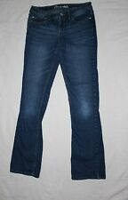 Juniors Aeropostale Jeans- Size 0-Dark- Boot Cut-Cute!*Great for Back to School!