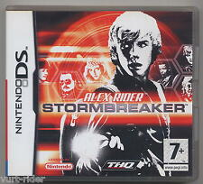 game Nintendo DS STORMBREAKER in Inglese +manuale Italiano come nuovo-excellent