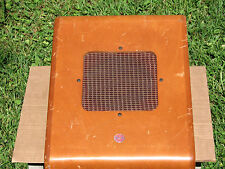 """A Harry Olison Free edege Cone 6 1/2"""" RCA FR Background, Monitor Music System!"""