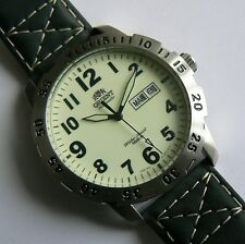 Automatic watch ORIENT FEM7A008R9. Aviator. 10 ATM. New!