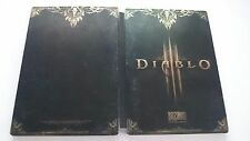 Diablo III (3) : Steelbook Vide/Empty G1 : [Collector - XboxOne/Ps4]