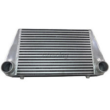 "CXRacing Universal 3.35"" V-Mount Intercooler For FC RX7"