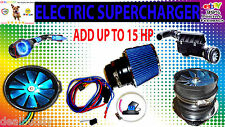 JEEP HUMMER PERFORMANCE ELECTRIC AIR INTAKE SUPERCHARGER POWER KIT-FREE USA SHIP