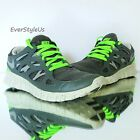 NEW NIKE Free Run 2 Ext Women's Running Shoes Grey-Lime sz 6, 7, 7.5, 9.5, 10