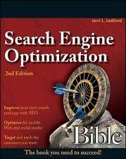 the SEARCH ENGINE OPTIMIZATION BIBLE  2nd edition