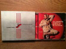 Florent Pagny [2 CD Alben] été 2003 OLYMPIA LIVE + Chatelet des Halles